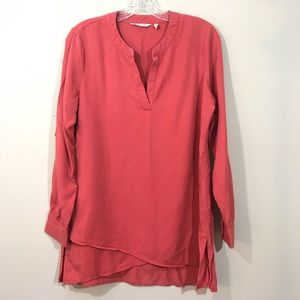 Soft Surroundings size S Top Blouse long sleeve